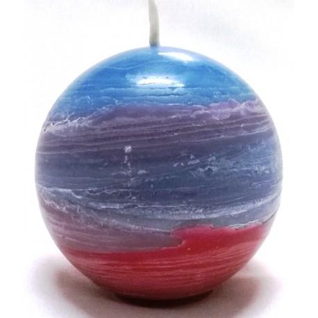 Boule Multicouleurs Parfumée 6 cm